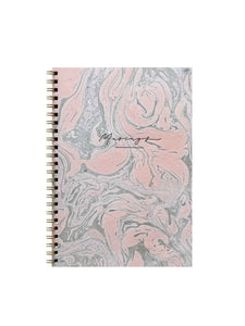 A5 Marbled Musings, The Little Press