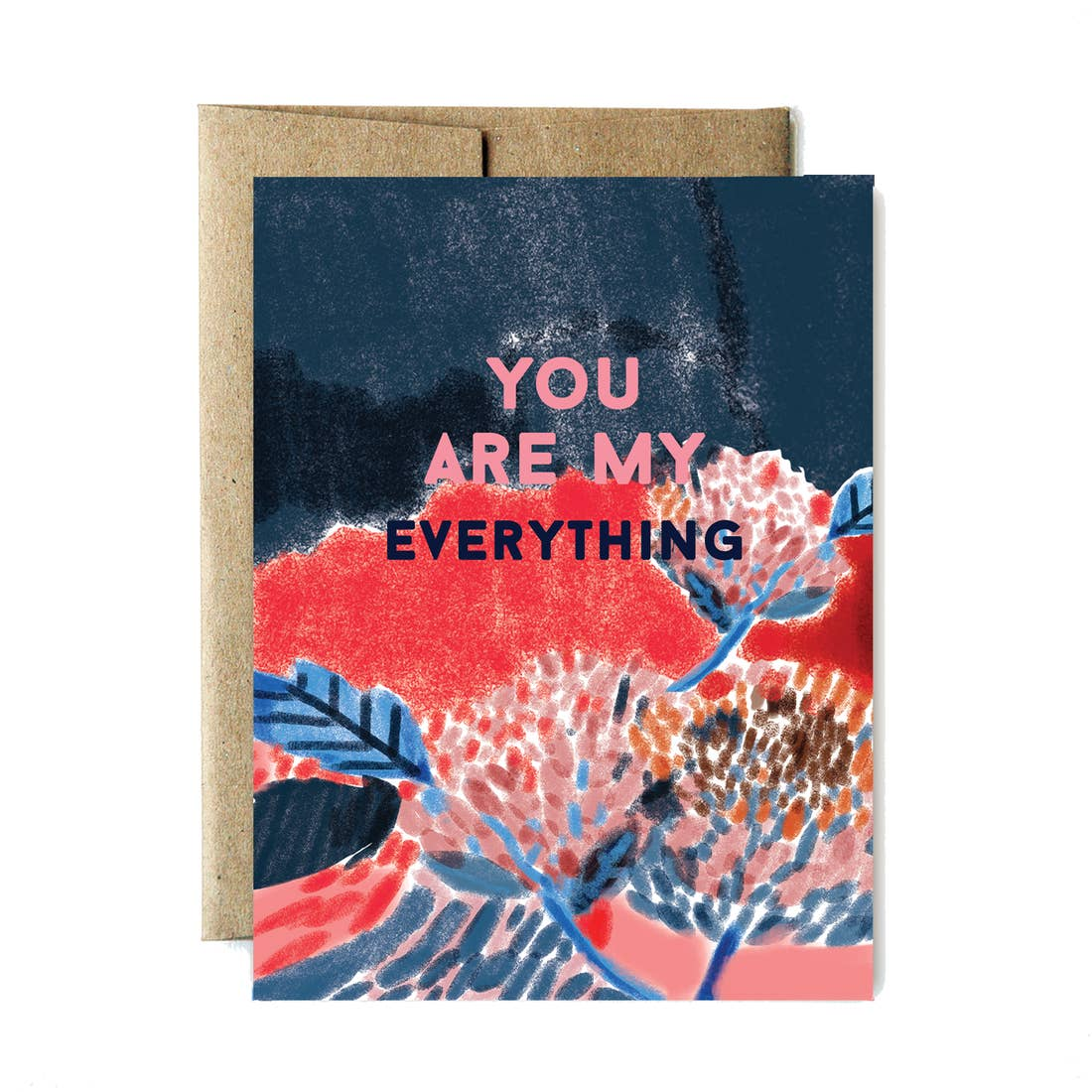 You Are My Everything Floral, Ferme à Papier