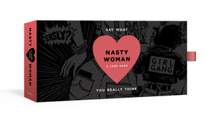 Nasty Woman Card Game Box