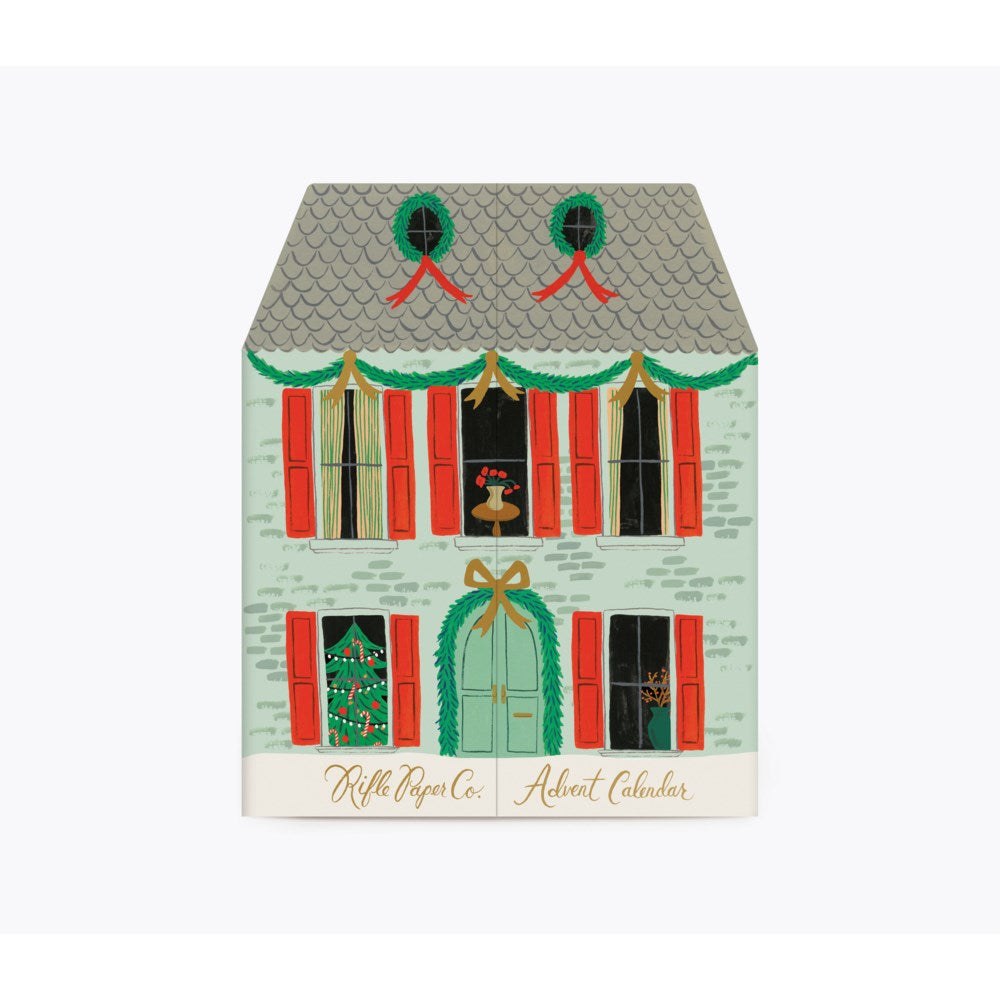 Night Before Xmas Advent Calendar, Rifle Paper Co.