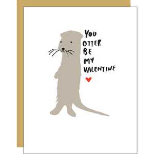 You Otter Valentine, Egg Press