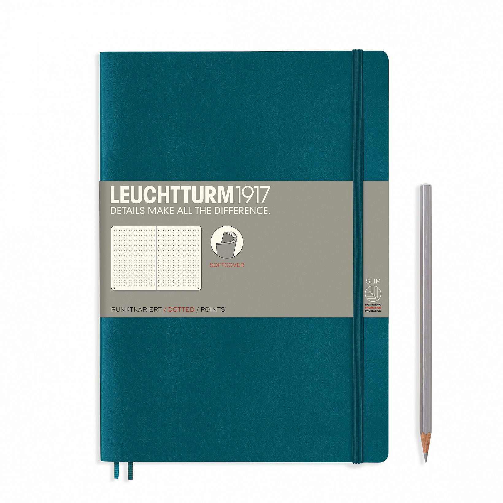 B5 Soft Notebooks, Leuchtturm1917