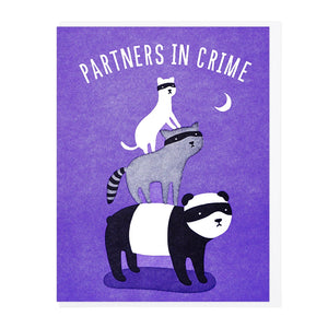 Partners in Crime, Lucky Horse Press