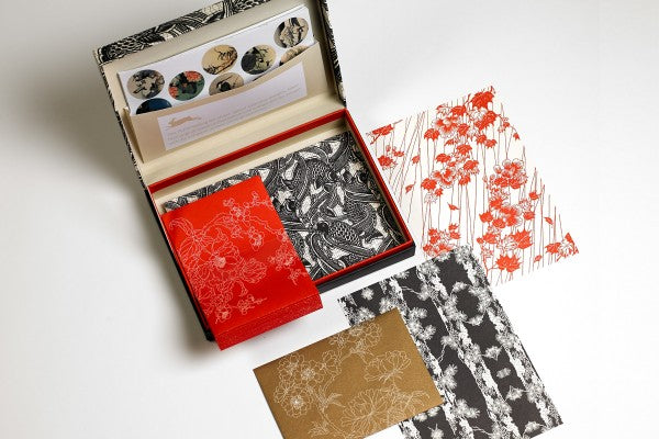 Japan Letterwriting Set, Pepin