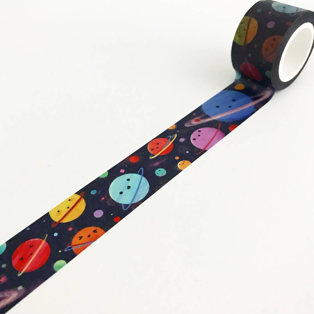 Planets Washi, The Little Red House