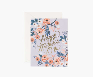 Rosy Mother's Day Card, Rifle Paper Co.