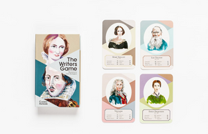 The Writers Game, Classic Authors