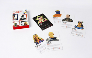 The Art Game: Artists' Trump Cards