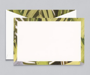 Tropical Palm Card Set, Crane & Co.