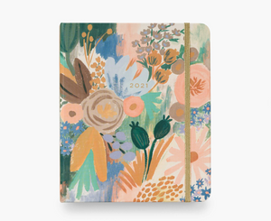 Rifle Paper Co., Planner, 2021, Luisa Planner, Floral