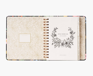 2021 17-Month Strawberry Fields Planner, Rifle Paper Co.