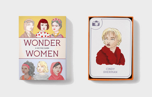 Wonder Women, Go Fish, Card Game, Laura Bernard