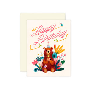Bear Birthday, The Little Red House