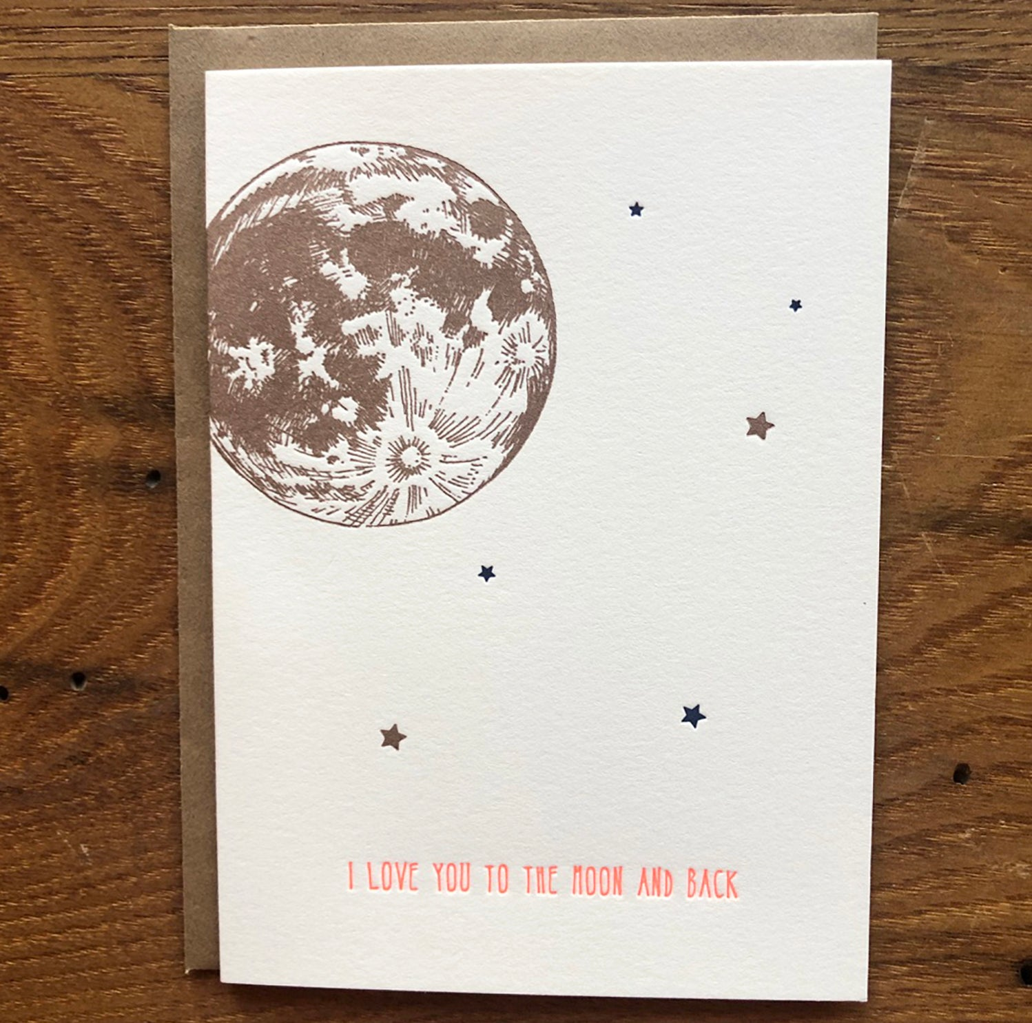 Love You to the Moon and Back, Lark Press