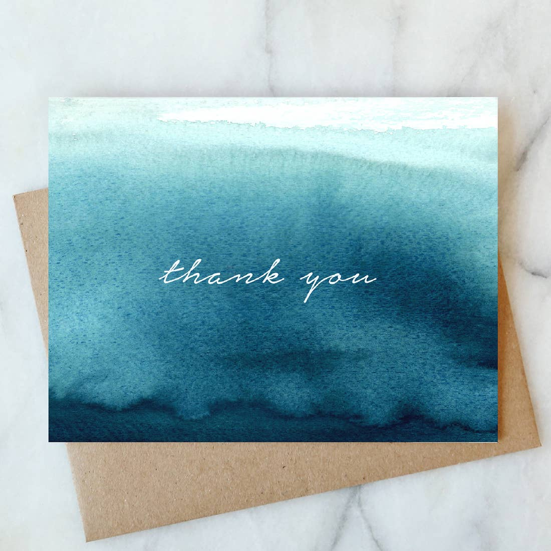 Water Thank You Cards Boxed Set, Abigail Jayne Design