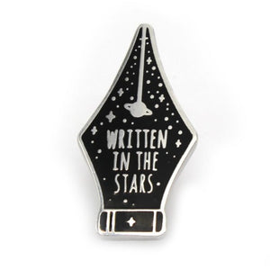 Written in the Stars Pin