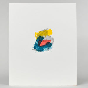 Abstract #1 - 8x10 Print, Sidework Studio