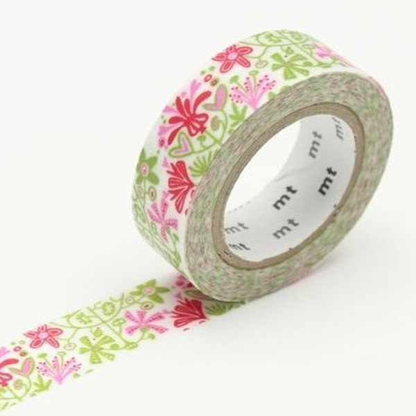 15 mm Alma Pink, MT Tape