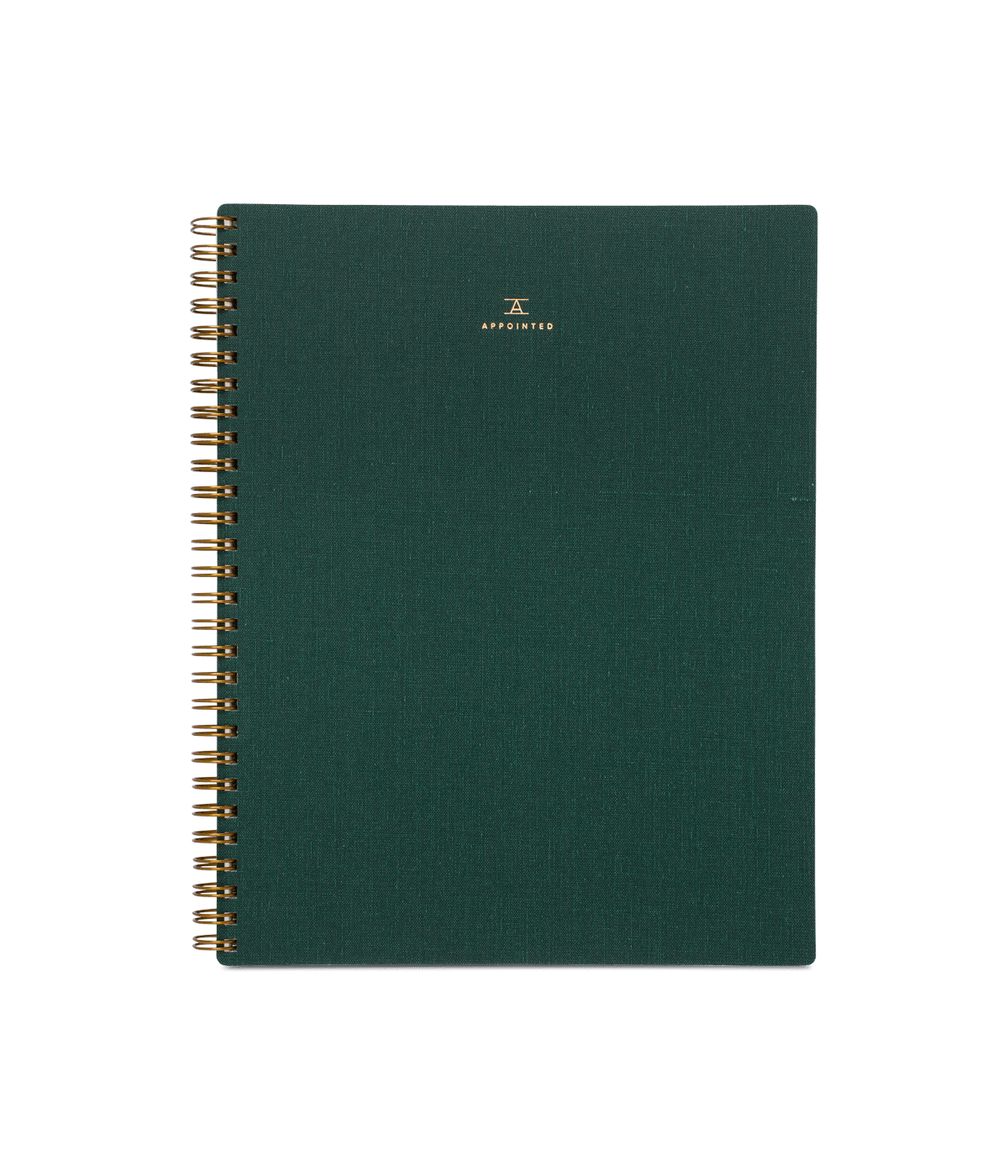 Blank Notebooks, Appointed