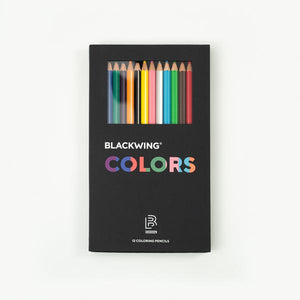 Blackwing Colors, Set of 12 Pencils