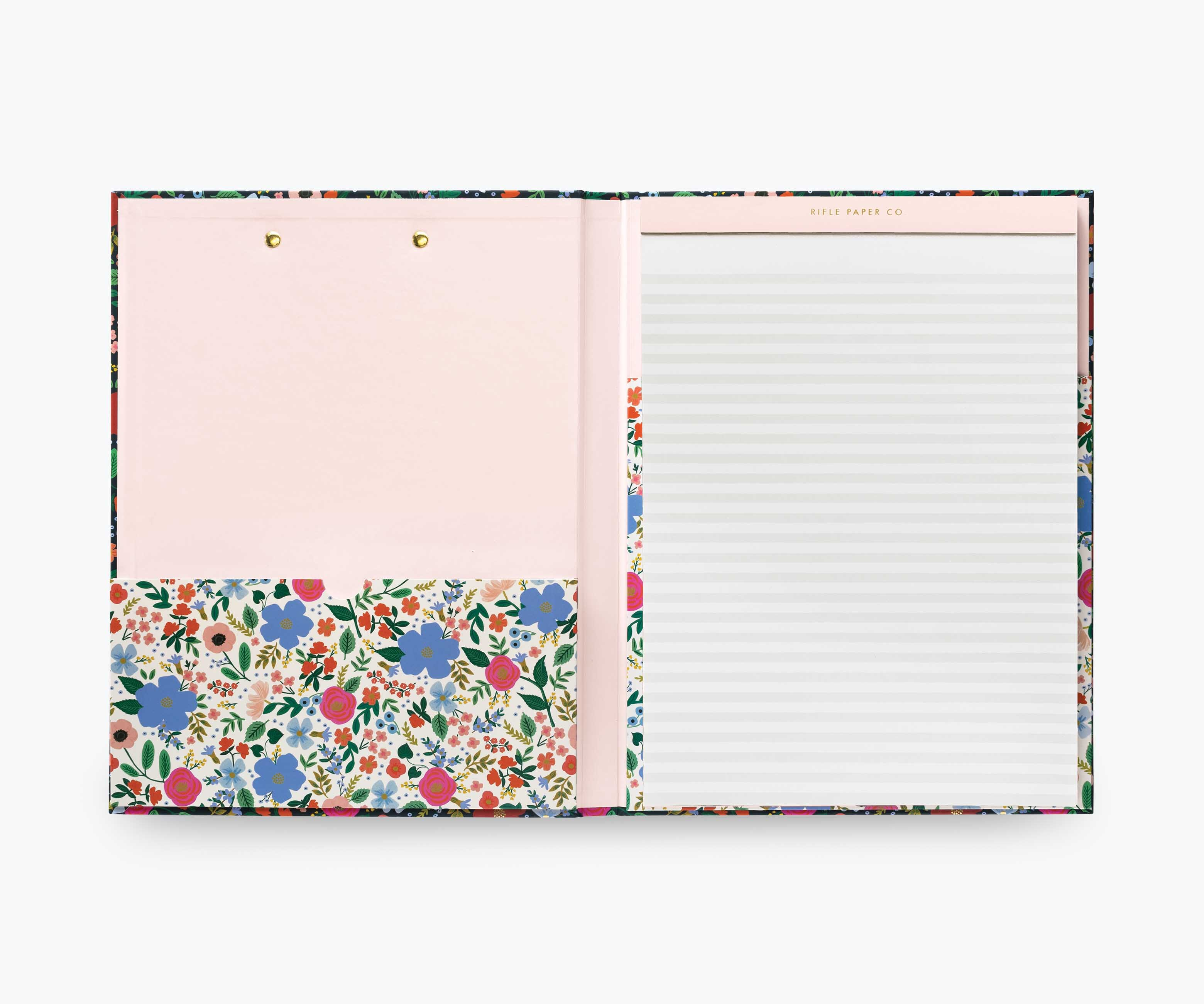 Wild Rose Clipfolio, Rifle Paper Co.