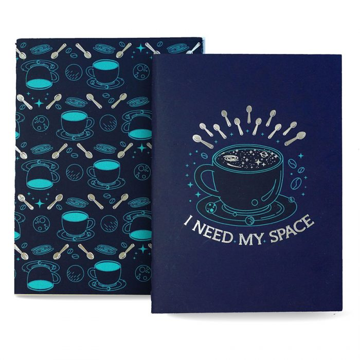 Need My Space Pocket Notebooks, Compoco