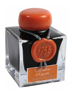1798 Bottled Inks 50ml, Assorted Colors, J. Herbin