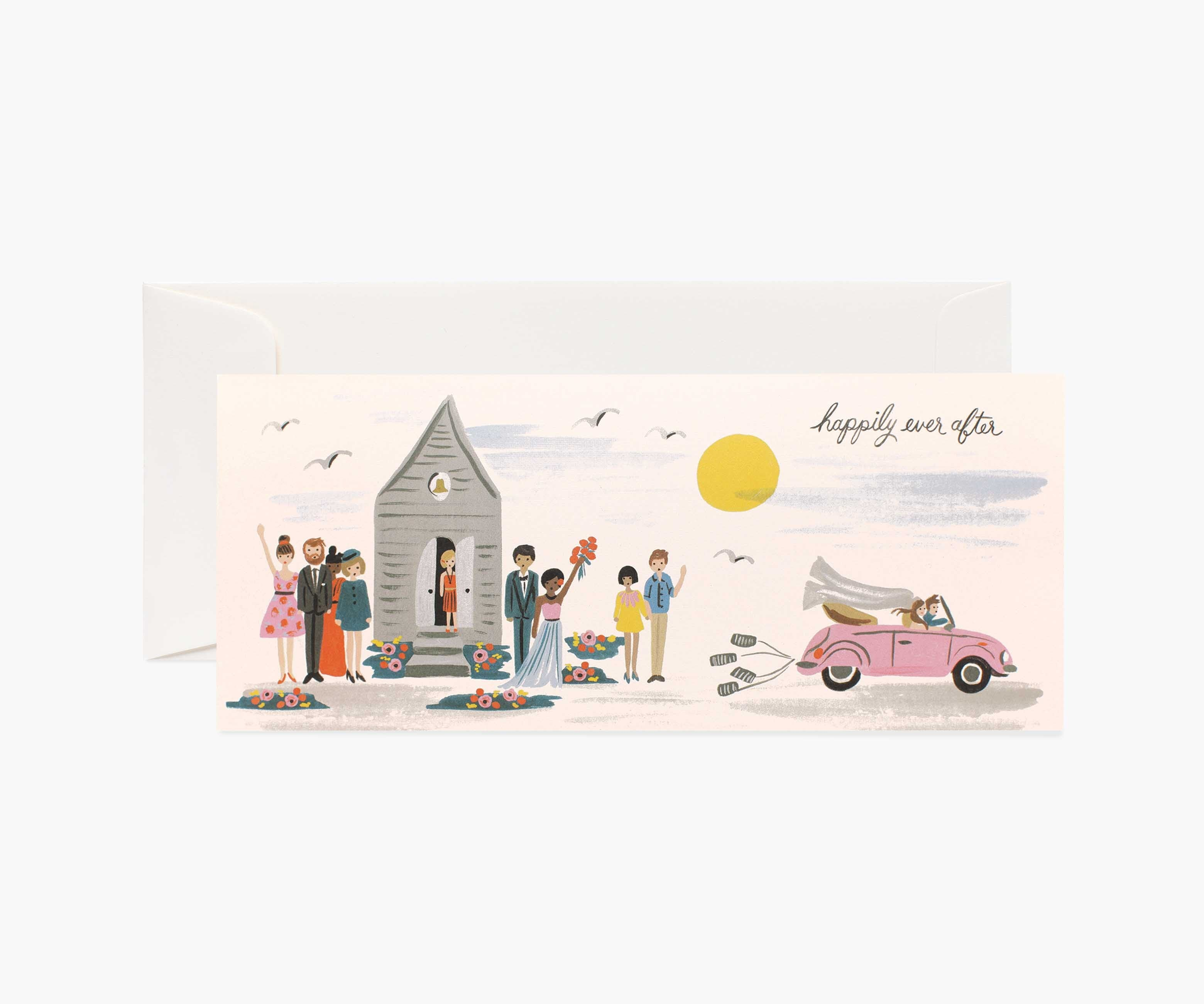 Just Married Getaway, Rifle Paper Co.