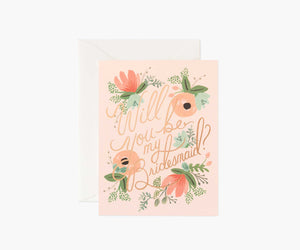 Blushing Bridesmaid, Rifle Paper Co.