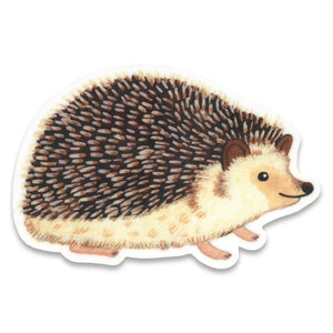 Hedgehog Sticker