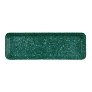 hightide marbled green melamine pen tray