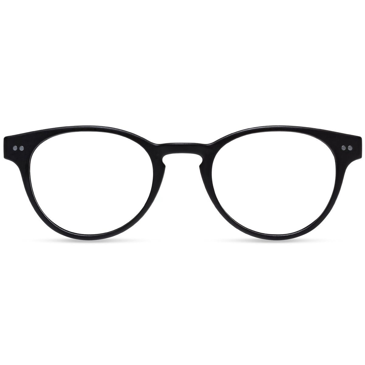 Abbey Black +2.0 Readers, Look Optic
