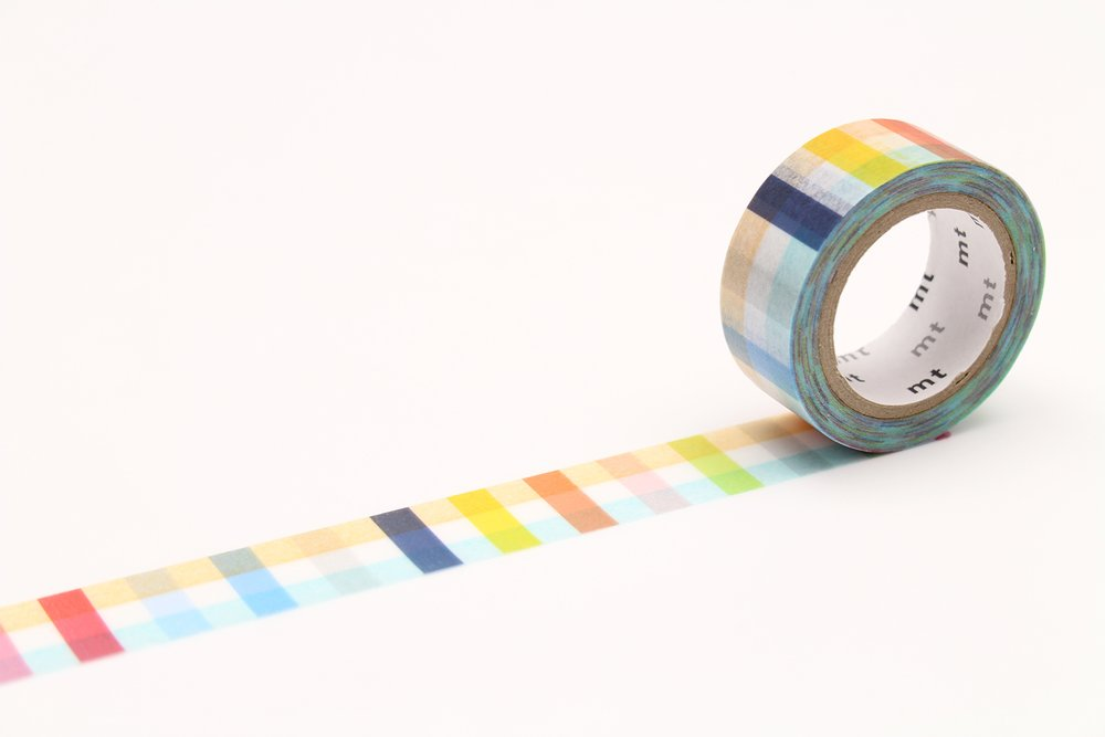 Plaid Double Sided, MT Tape