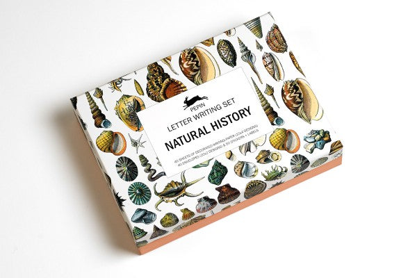 pepin natural history letter writing set