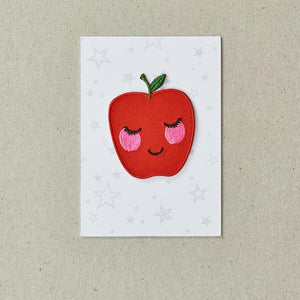 Apple Iron-On Patch, Petra Boase