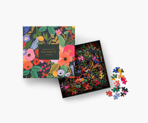 Garden Party Puzzle, Rifle Paper Co.