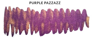 Purple Pazzazz 50ml Shimmer Ink, Diamine