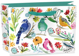 Birds Small Gift Bag, Roger la Borde