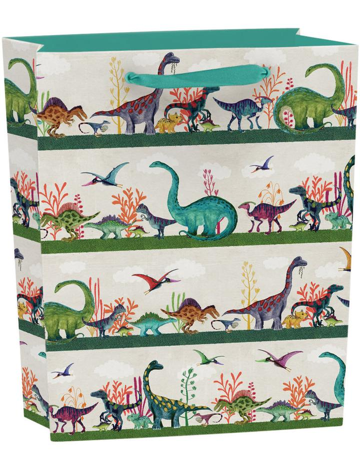 Dinosaur Gift Bag, Roger la Borde