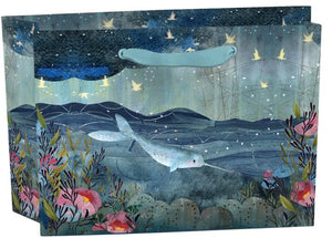 Narwhal Gift Bag, Roger la Borde