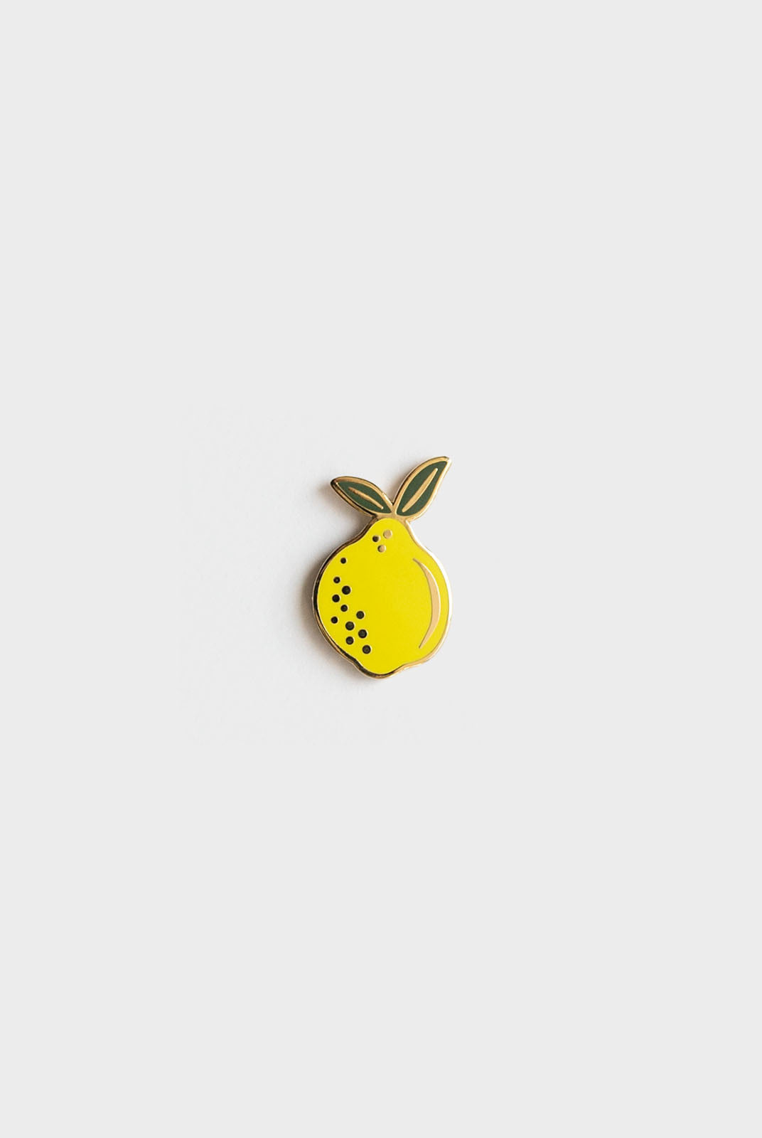 Lemon Enamel Pin, Rifle Paper Co.