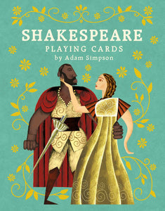 Shakespeare Playing Cards, Laurence King