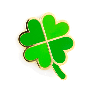 4 Leaf Clover Pin, These Are Things