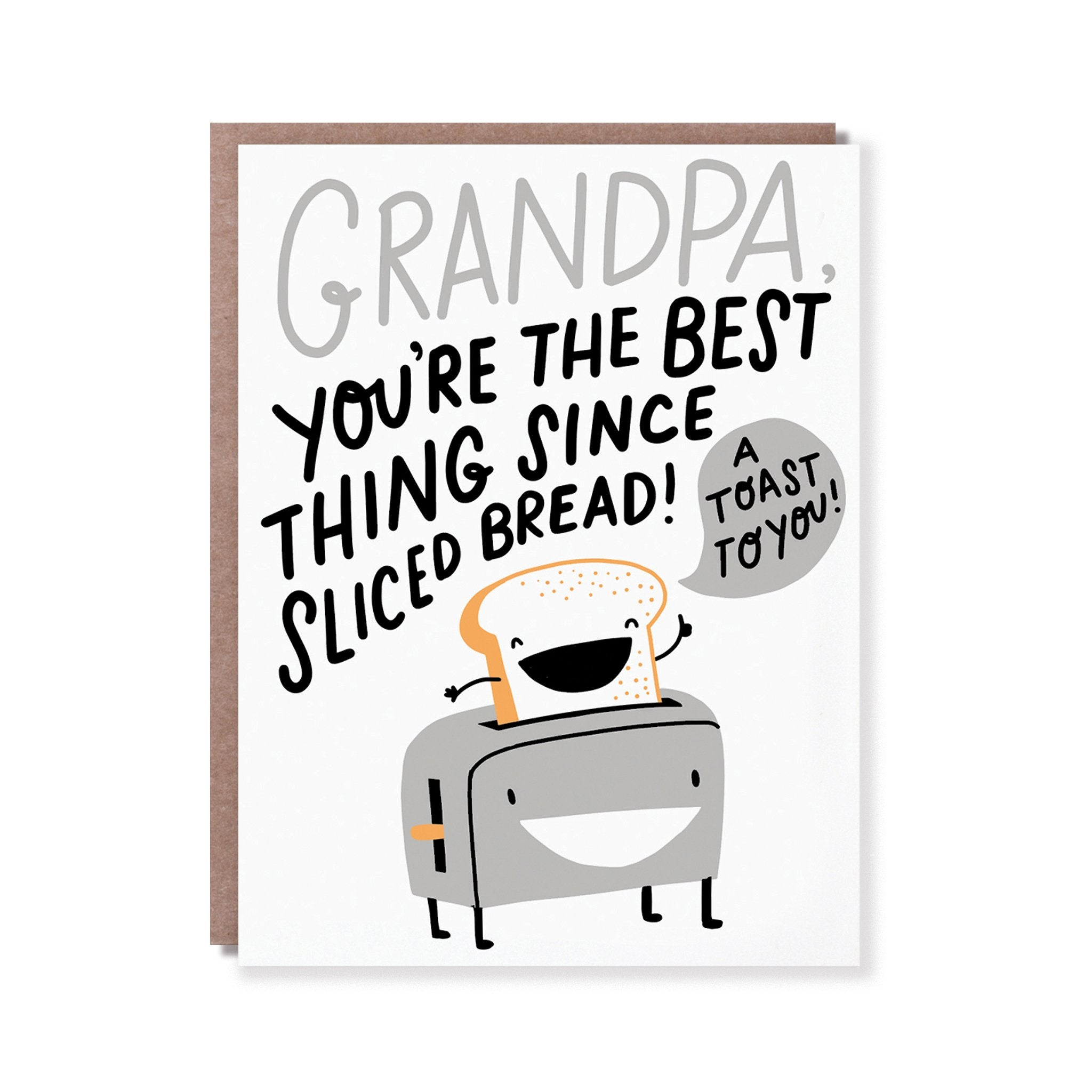 Toast To Grandpa, Hello!Lucky