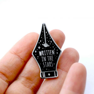 Written in the Stars Pin, Compoco
