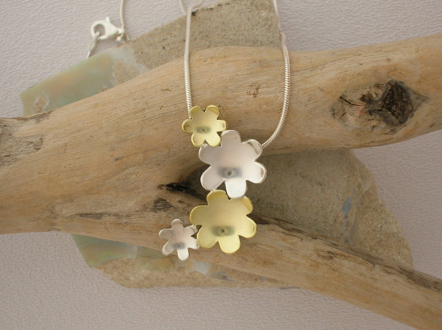 Posy of Flowers Pendant