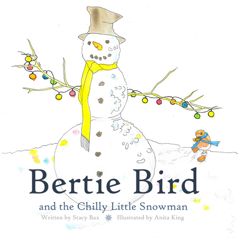 Bertie Bird and the Chilly Little Snowman by Stacy Bax and Anita King