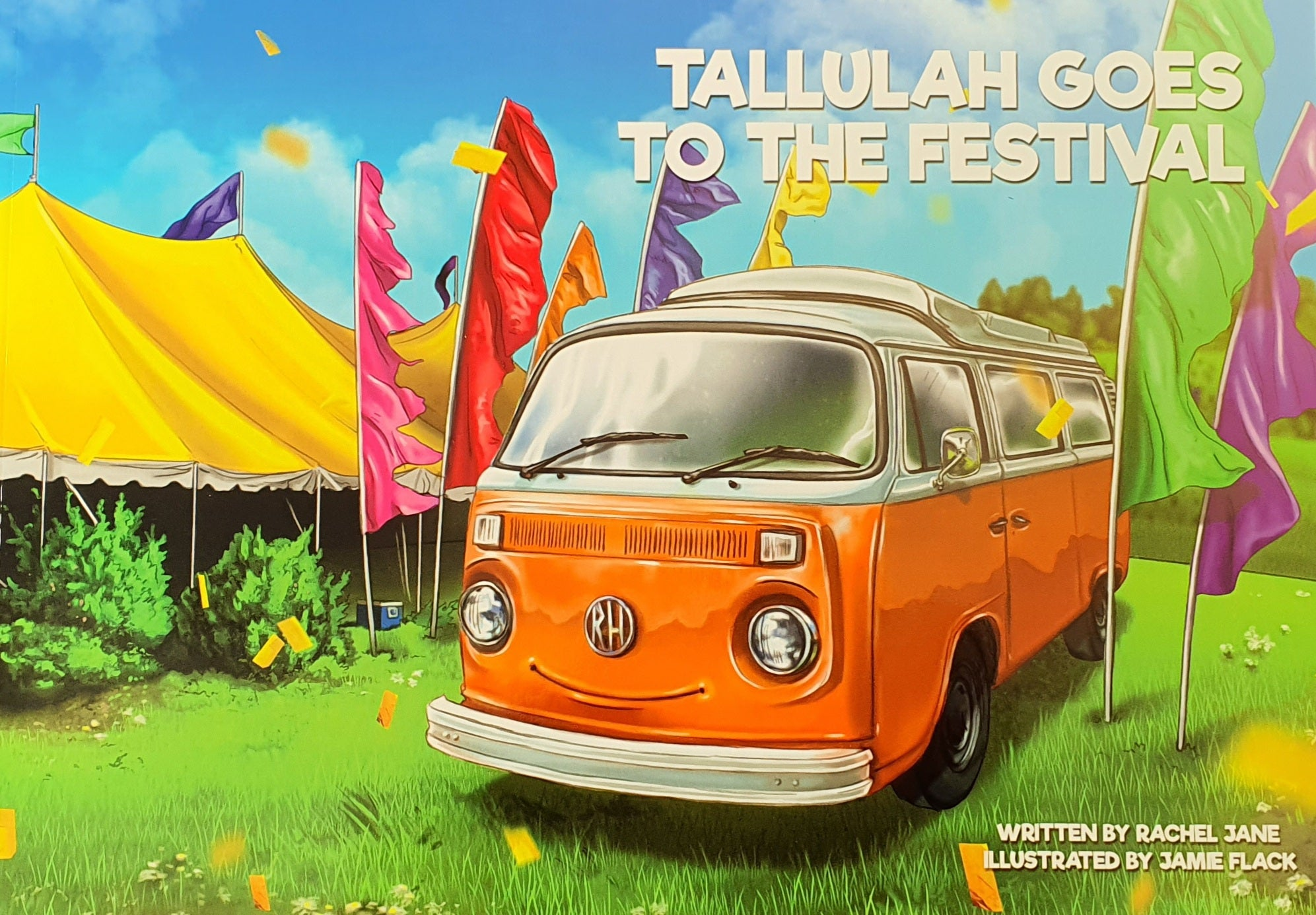 Tallulah Goes to the Festival