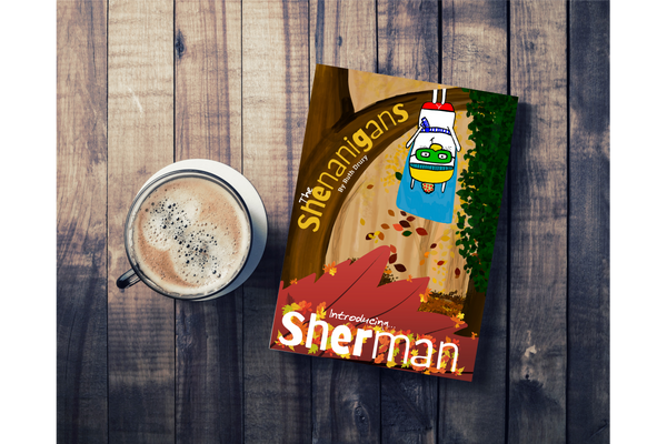 Introducing Sherman By Ruth Drury