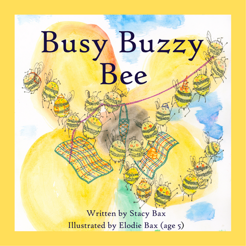 Sydney Spider & Busy Buzzy Bee (SAVER BUNDLE)